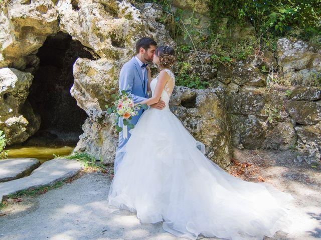 Le mariage de Paul et Alix à Saint-Yrieix-sur-Charente, Charente 23