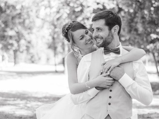 Le mariage de Paul et Alix à Saint-Yrieix-sur-Charente, Charente 33
