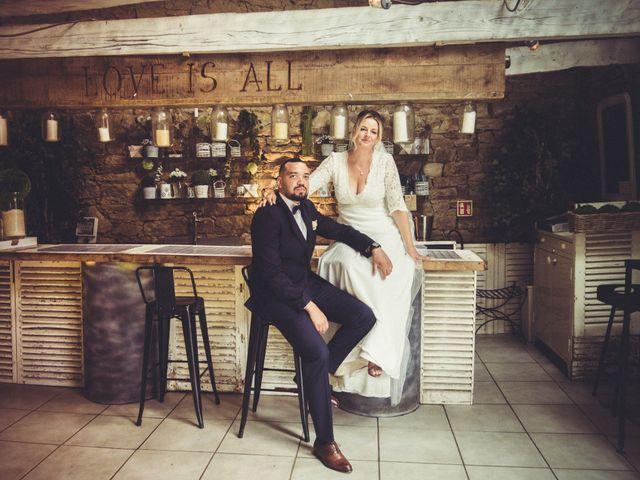 Le mariage de Teddy et Fiona à Lorient, Morbihan 11