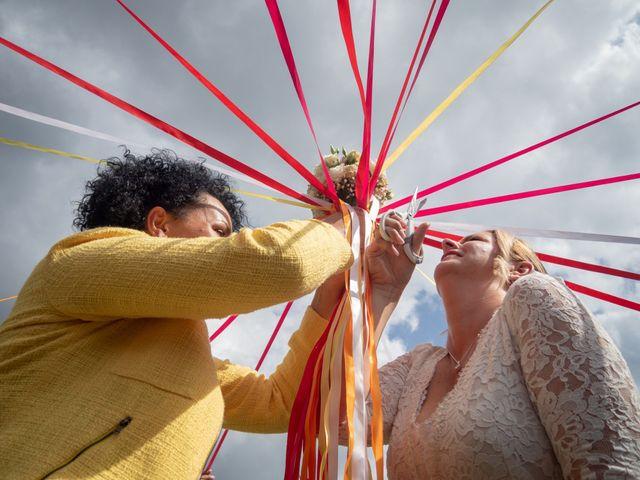 Le mariage de Teddy et Fiona à Lorient, Morbihan 22