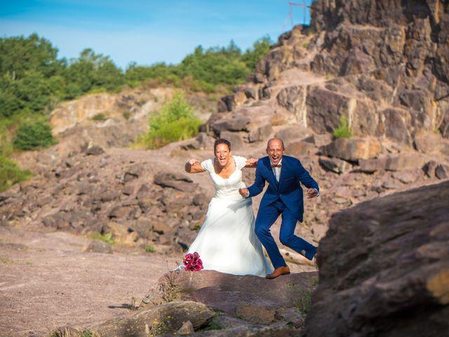 Le mariage de Nadège et Hervé