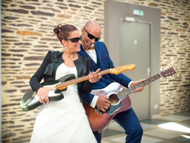 Le mariage de Hervé et Nadège à Bruz, Ille et Vilaine 91