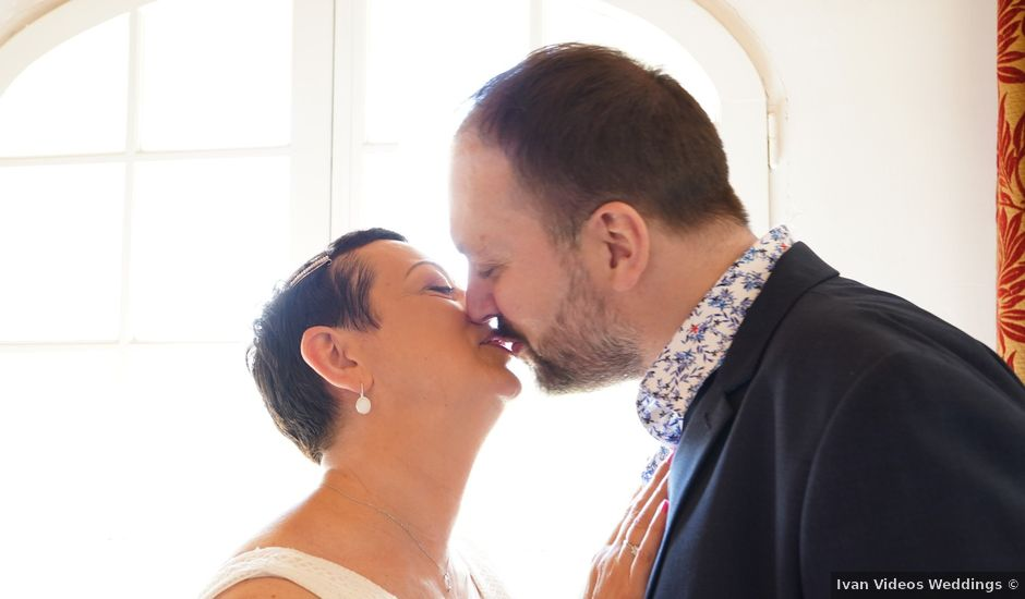 Le mariage de Sébastien et Isabelle à Sainte-Gemme-la-Plaine, Vendée