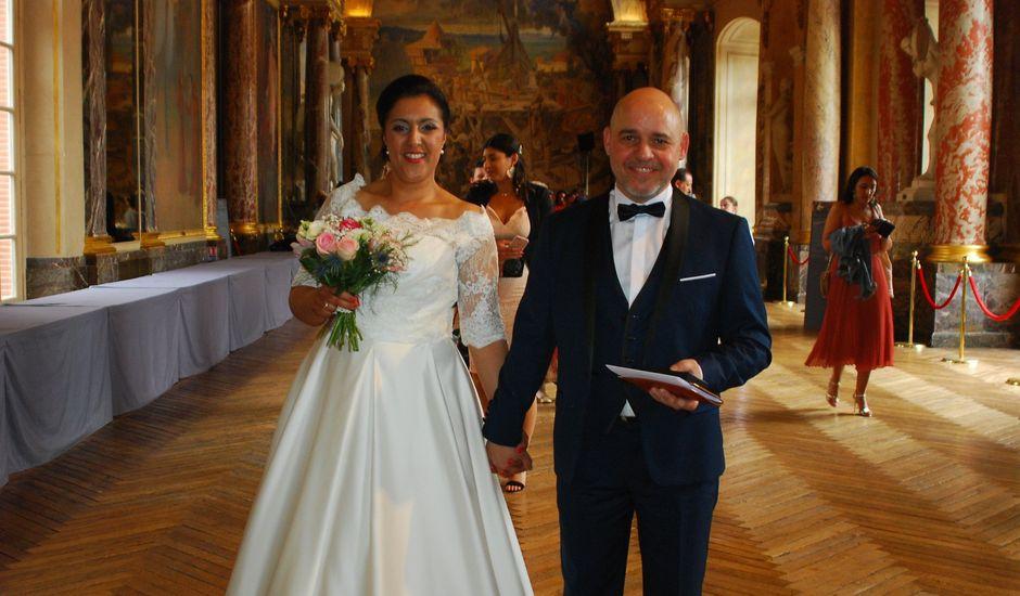 Le mariage de Patrick et Amal à Toulouse, Haute-Garonne