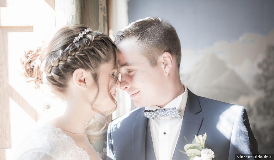 Le mariage de Thibault et Coline à Syam, Jura