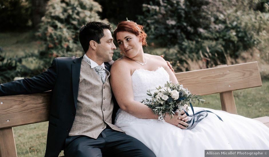 Le mariage de Gilles et Margaux à Linxe, Landes