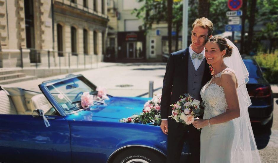 Le mariage de Guillaume et Lucie à Valence, Drôme