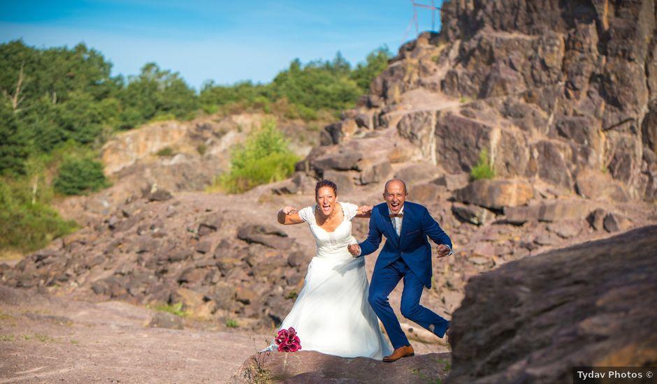 Le mariage de Hervé et Nadège à Bruz, Ille et Vilaine