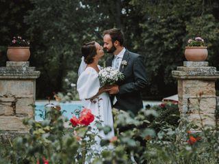 Le mariage de Justine et Victor
