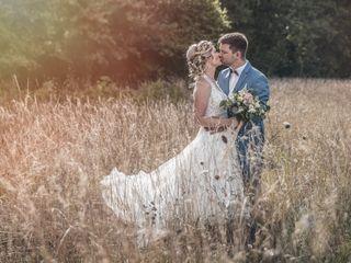Le mariage de Meggan et Cyril