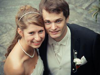 Le mariage de Naomi et Samuel
