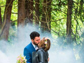 Le mariage de Cécile et Jérôme