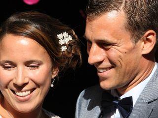 Le mariage de Yohan et Géraldine
