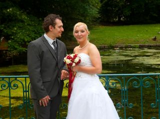 Le mariage de Angélique et Christophe