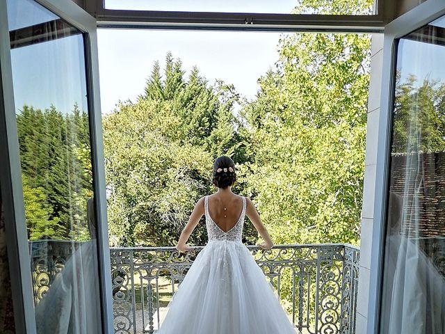 Le mariage de Julien et Chloé à Toucy, Yonne 3