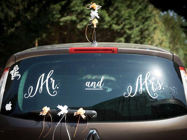 Le mariage de Julien et Chloé à Toucy, Yonne 6