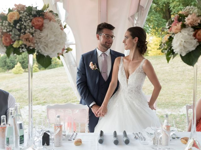 Le mariage de Julien et Chloé à Toucy, Yonne 10