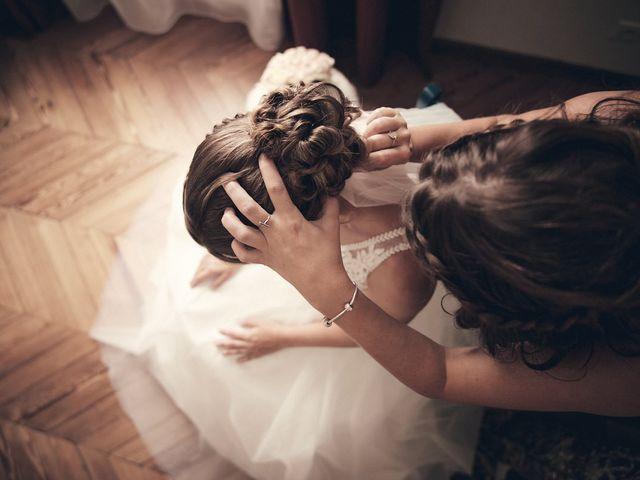 Le mariage de Alban et Lucie à Gaillon, Eure 12
