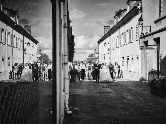 Le mariage de Alban et Lucie à Gaillon, Eure 19
