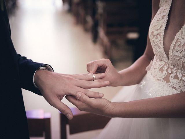 Le mariage de Alban et Lucie à Gaillon, Eure 28