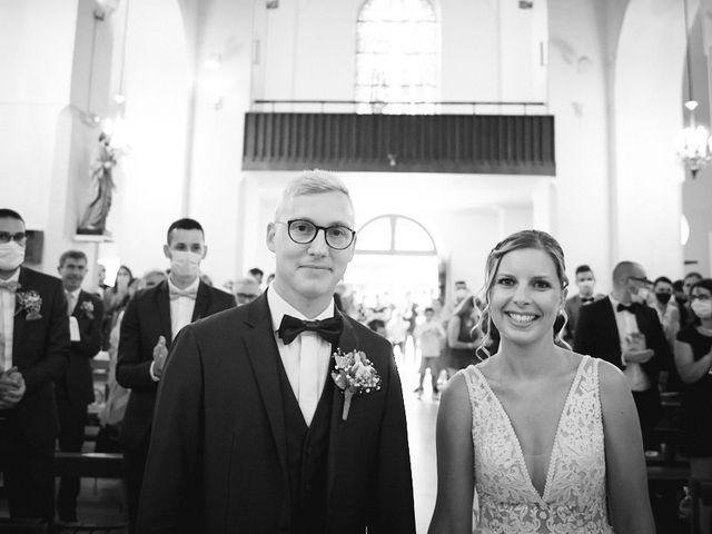 Le mariage de Alban et Lucie à Gaillon, Eure 29