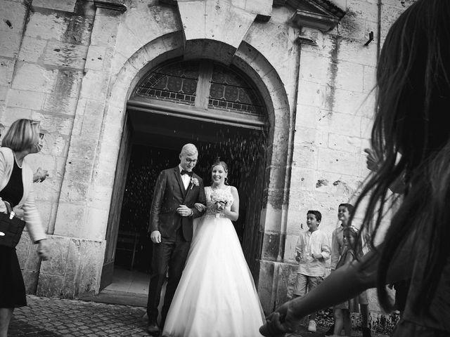 Le mariage de Alban et Lucie à Gaillon, Eure 31