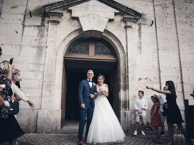 Le mariage de Alban et Lucie à Gaillon, Eure 32