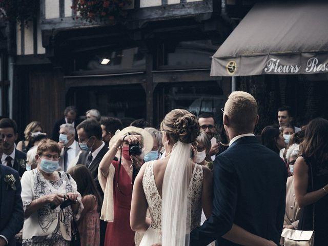 Le mariage de Alban et Lucie à Gaillon, Eure 34