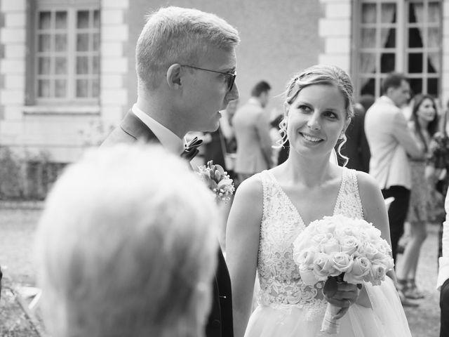 Le mariage de Alban et Lucie à Gaillon, Eure 38