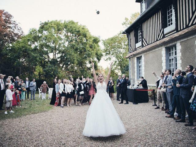 Le mariage de Alban et Lucie à Gaillon, Eure 46