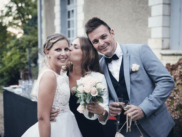 Le mariage de Alban et Lucie à Gaillon, Eure 49