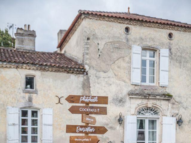 Le mariage de Cyril et Meggan à Reignac, Gironde 7