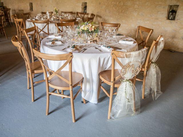 Le mariage de Cyril et Meggan à Reignac, Gironde 8