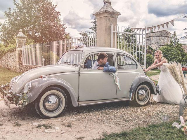 Le mariage de Cyril et Meggan à Reignac, Gironde 15