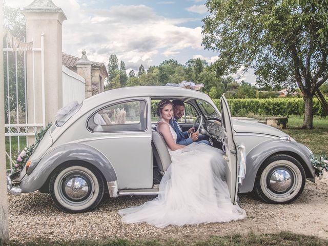 Le mariage de Cyril et Meggan à Reignac, Gironde 16
