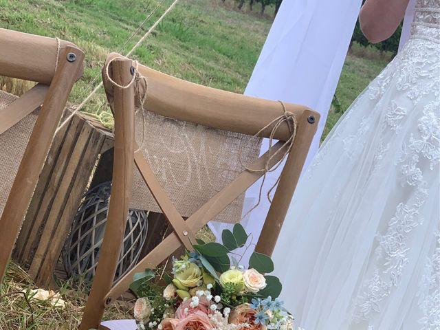 Le mariage de Cyril et Meggan à Reignac, Gironde 24