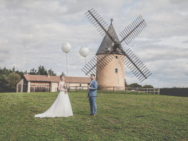 Le mariage de Cyril et Meggan à Reignac, Gironde 28