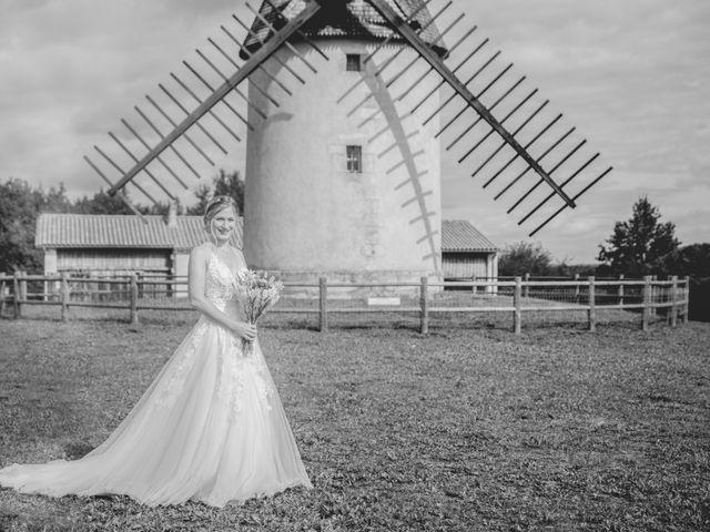 Le mariage de Cyril et Meggan à Reignac, Gironde 29