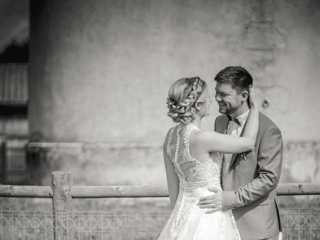 Le mariage de Cyril et Meggan à Reignac, Gironde 30