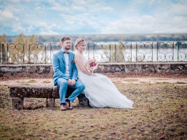 Le mariage de Cyril et Meggan à Reignac, Gironde 31