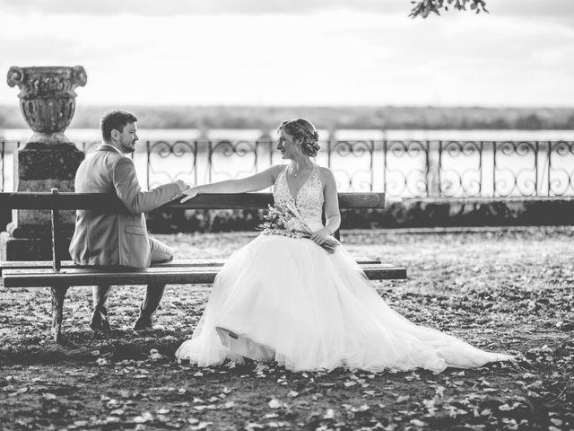Le mariage de Cyril et Meggan à Reignac, Gironde 33