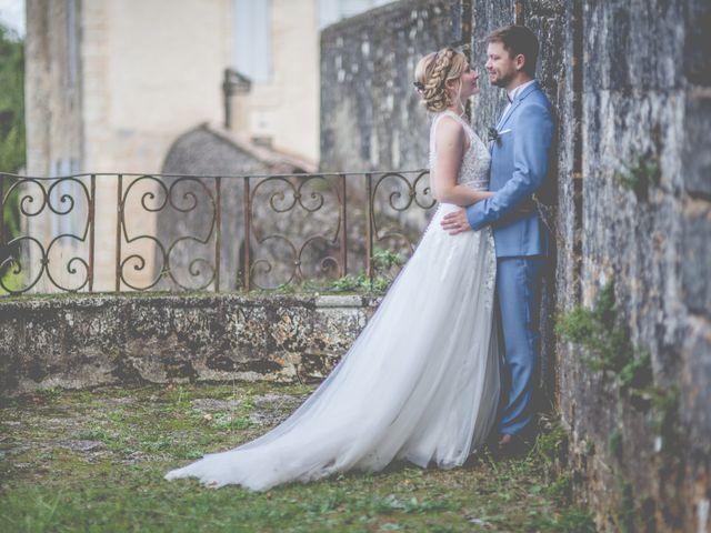 Le mariage de Cyril et Meggan à Reignac, Gironde 40