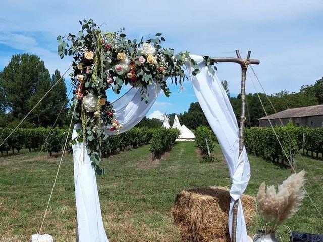 Le mariage de Cyril et Meggan à Reignac, Gironde 44