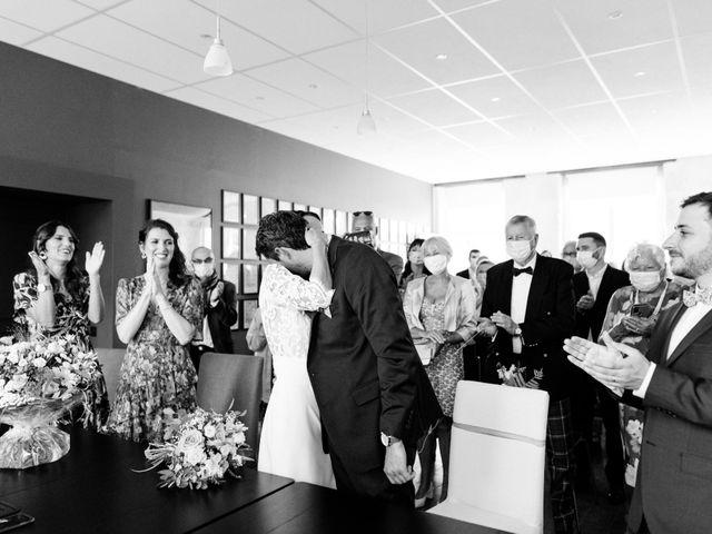 Le mariage de Jonathan et Maud à Bazoches, Nièvre 56