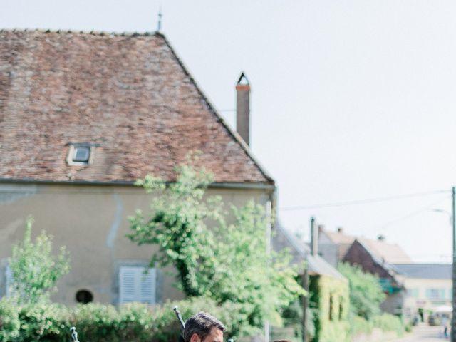 Le mariage de Jonathan et Maud à Bazoches, Nièvre 57