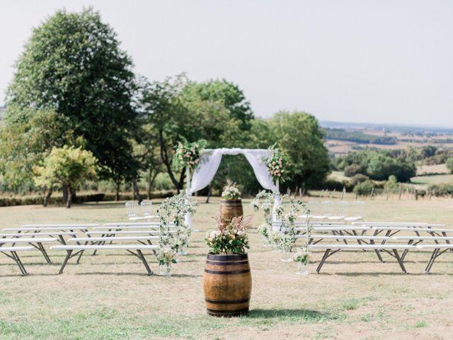 Le mariage de Jonathan et Maud à Bazoches, Nièvre 58