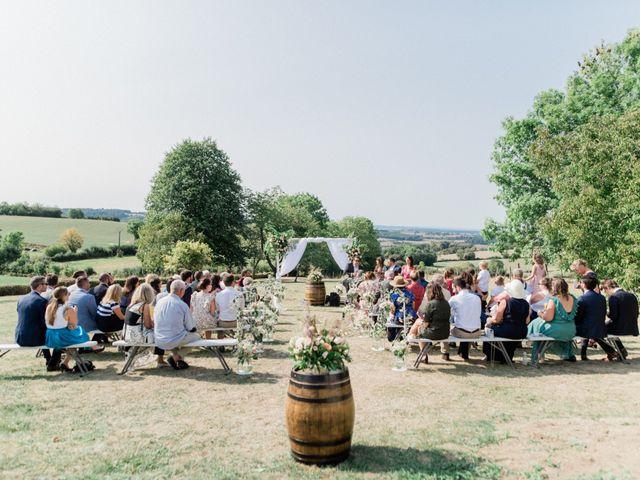 Le mariage de Jonathan et Maud à Bazoches, Nièvre 64