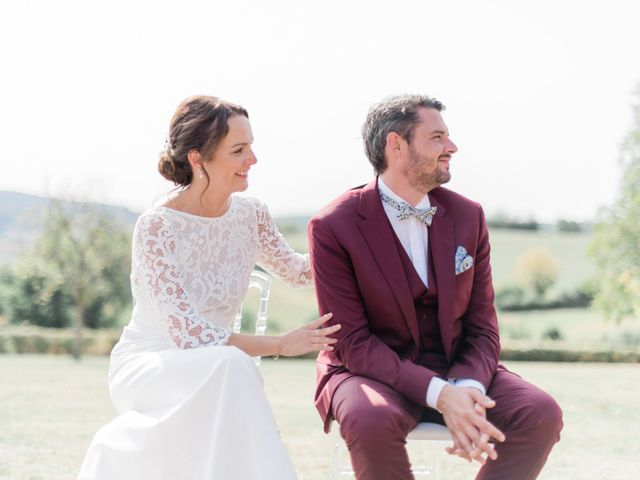 Le mariage de Jonathan et Maud à Bazoches, Nièvre 69