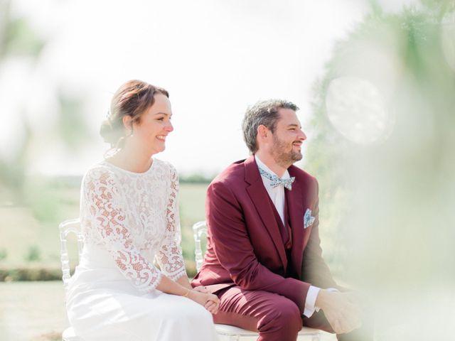 Le mariage de Maud et Jonathan