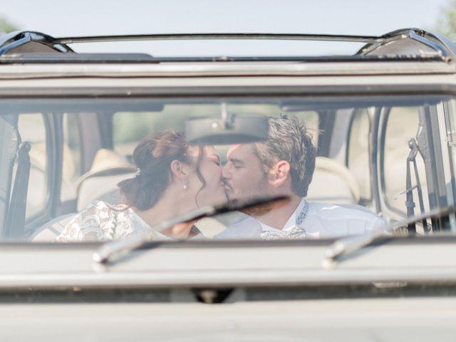 Le mariage de Jonathan et Maud à Bazoches, Nièvre 73